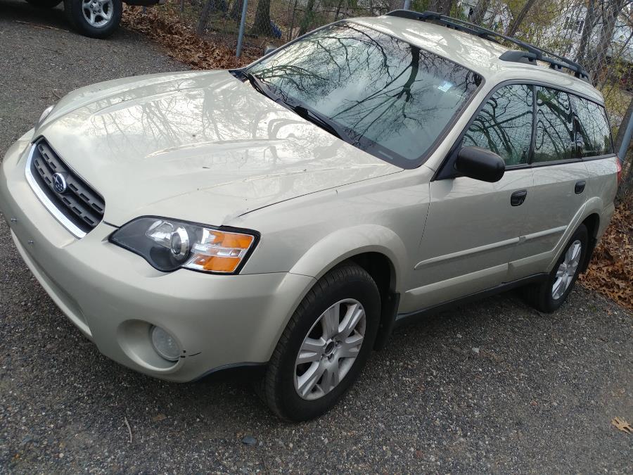 2005 Subaru Outback 2.5i photo