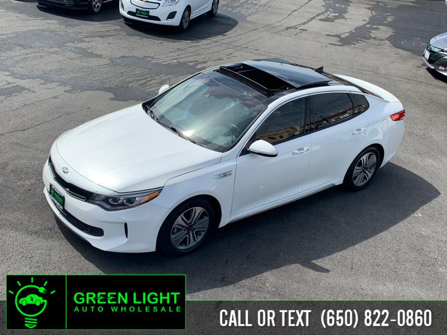 Used 2018 Kia Optima Hybrid in Daly City, California | Green Light Auto Wholesale. Daly City, California