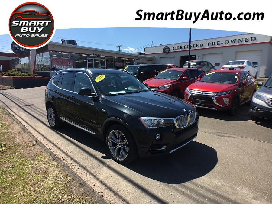 Used BMW X3 xDrive28i Sports Activity Vehicle 2017 | Smart Buy Auto Sales, LLC. Wallingford, Connecticut