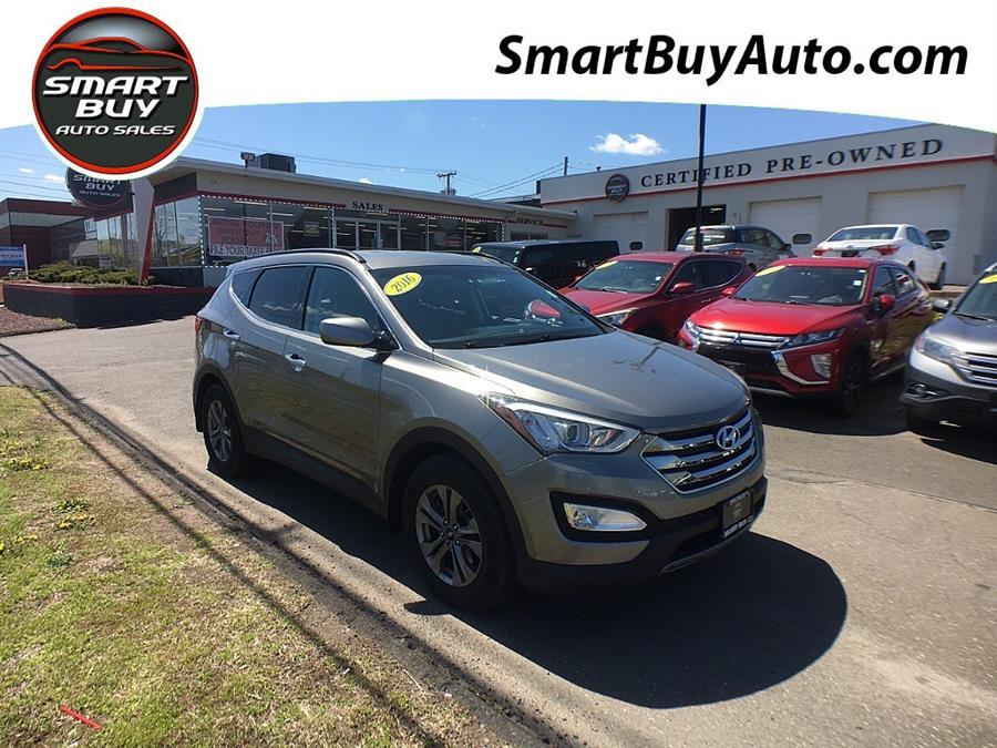 Used Hyundai Santa Fe Sport AWD 4dr 2.4 2016   Smart Buy Auto Sales, LLC. Wallingford, Connecticut