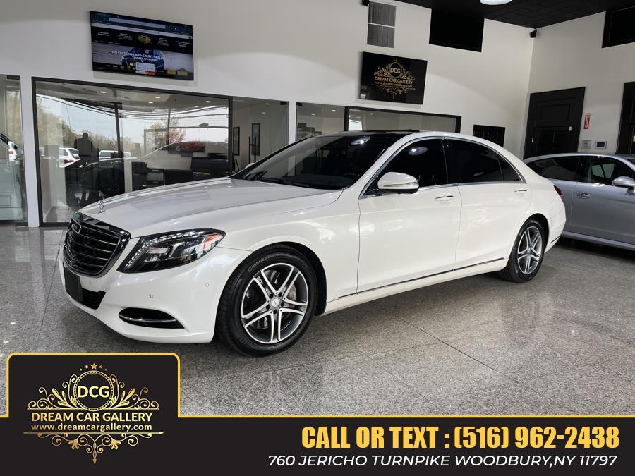 Used Mercedes-Benz S-Class 4dr Sdn S 550 4MATIC 2016   Dream Car Gallery. Woodbury, New York