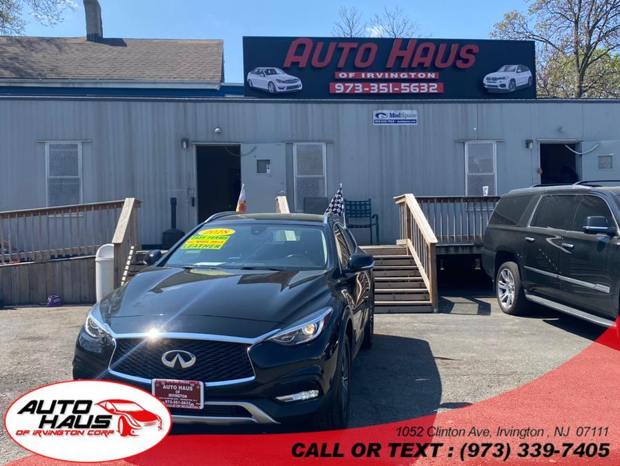 Used 2018 INFINITI QX30 in Irvington , New Jersey   Auto Haus of Irvington Corp. Irvington , New Jersey