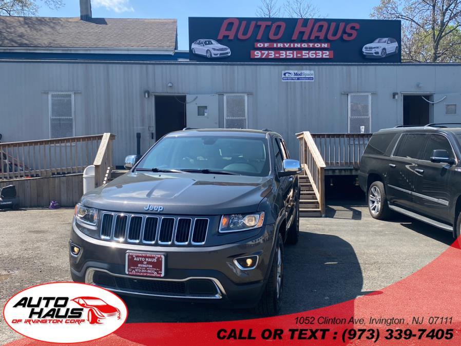 Used 2016 Jeep Grand Cherokee in Irvington , New Jersey | Auto Haus of Irvington Corp. Irvington , New Jersey