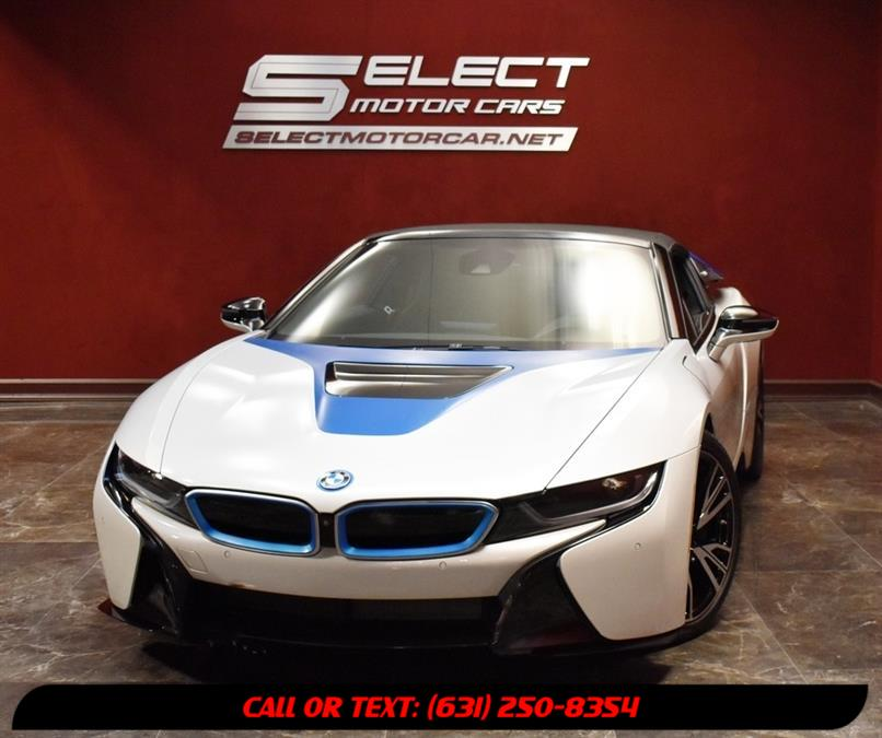 Used 2019 BMW I8 in Deer Park, New York | Select Motor Cars. Deer Park, New York