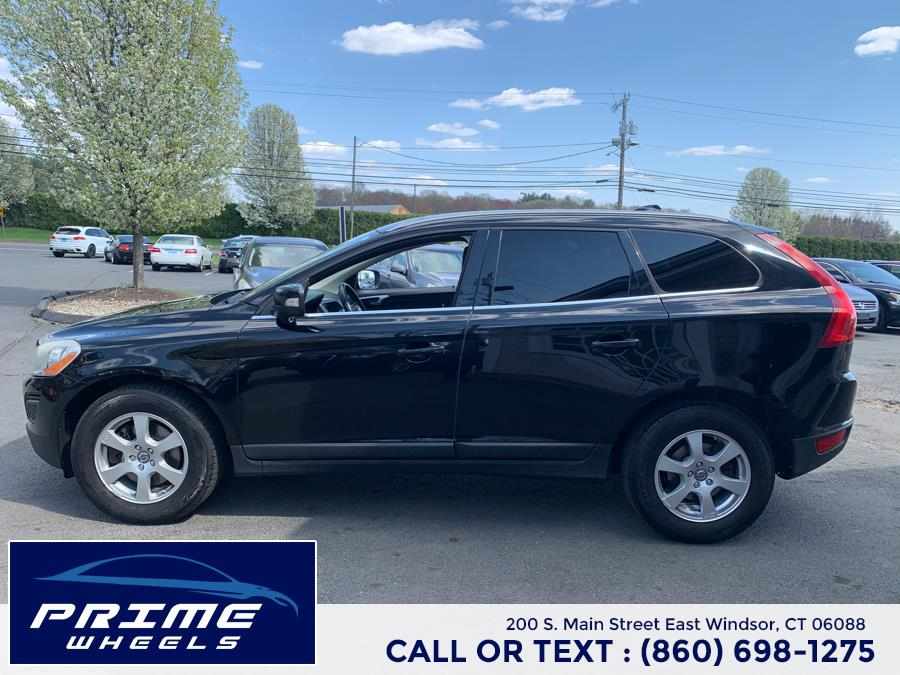 Used Volvo XC60 4dr 3.2L PZEV 2011   Prime Wheels. East Windsor, Connecticut