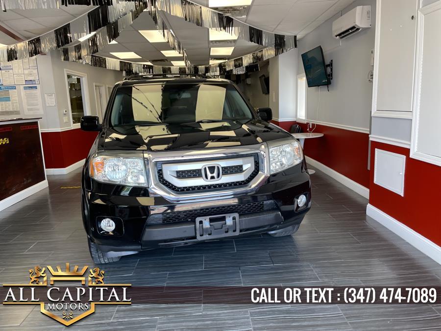 Used Honda Pilot 4WD 4dr Touring w/RES & Navi 2009   All Capital Motors. Brooklyn, New York