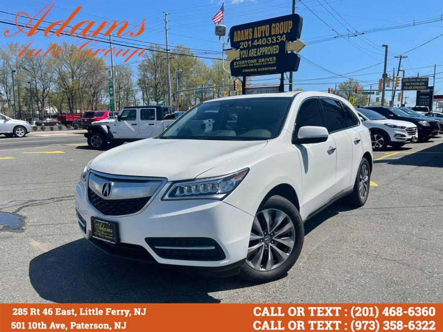 Used 2016 Acura MDX in Little Ferry , New Jersey | Adams Auto Group . Little Ferry , New Jersey