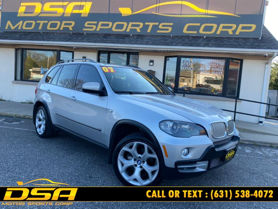 Used 2007 BMW X5 in Commack, New York | DSA Motor Sports Corp. Commack, New York