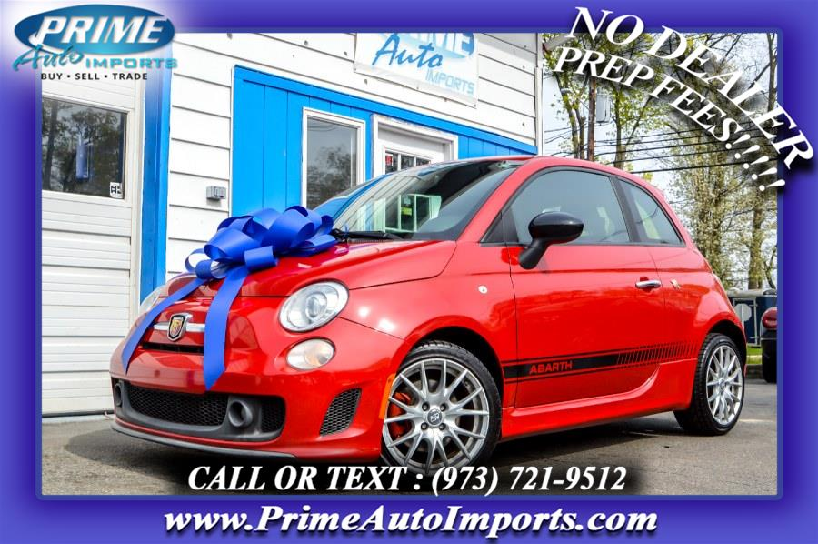 Used 2013 FIAT 500 in Bloomingdale, New Jersey | Prime Auto Imports. Bloomingdale, New Jersey