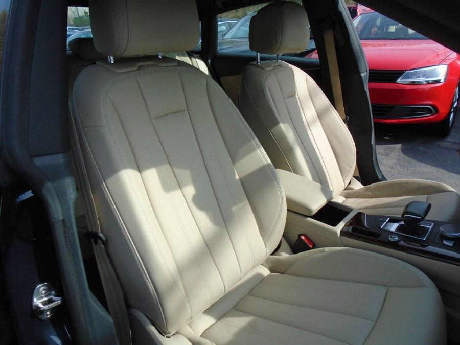 Used Audi A5 Sportback 2.0 TFSI Premium Plus 2018 | Jim Juliani Motors. Waterbury, Connecticut