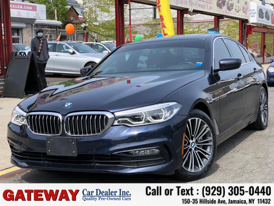 Used BMW 5 Series 540i xDrive Sedan 2017 | Gateway Car Dealer Inc. Jamaica, New York