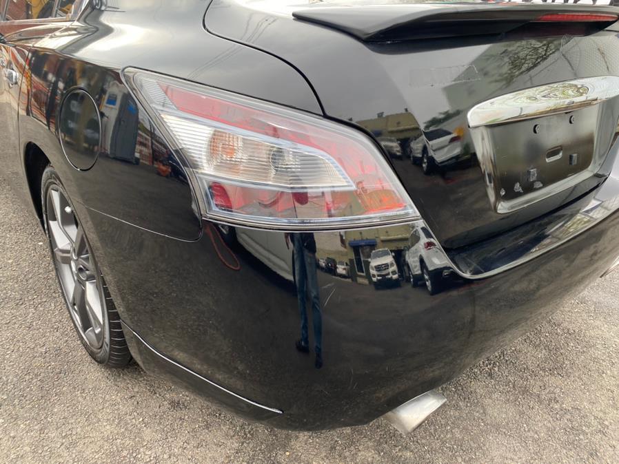 Used Nissan Maxima 4dr Sdn 3.5 SV w/Sport Pkg 2014   Sunrise Autoland. Jamaica, New York
