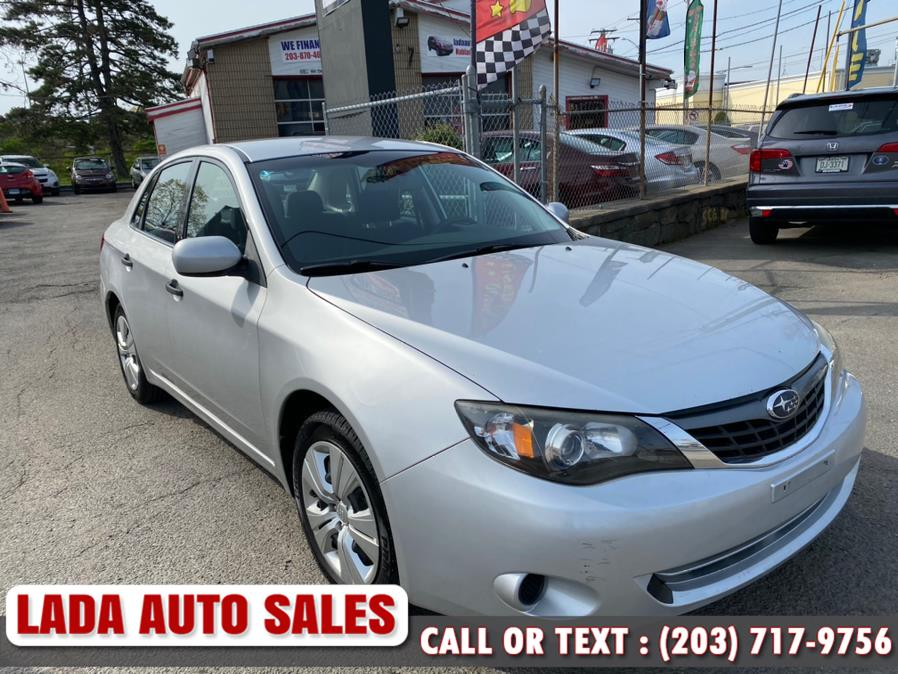 Used 2008 Subaru Impreza Sedan (Natl) in Bridgeport, Connecticut | Lada Auto Sales. Bridgeport, Connecticut