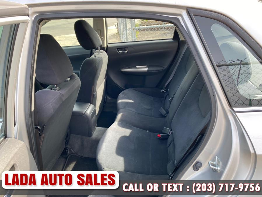 Used Subaru Impreza Sedan (Natl) 4dr Auto i 2008   Lada Auto Sales. Bridgeport, Connecticut