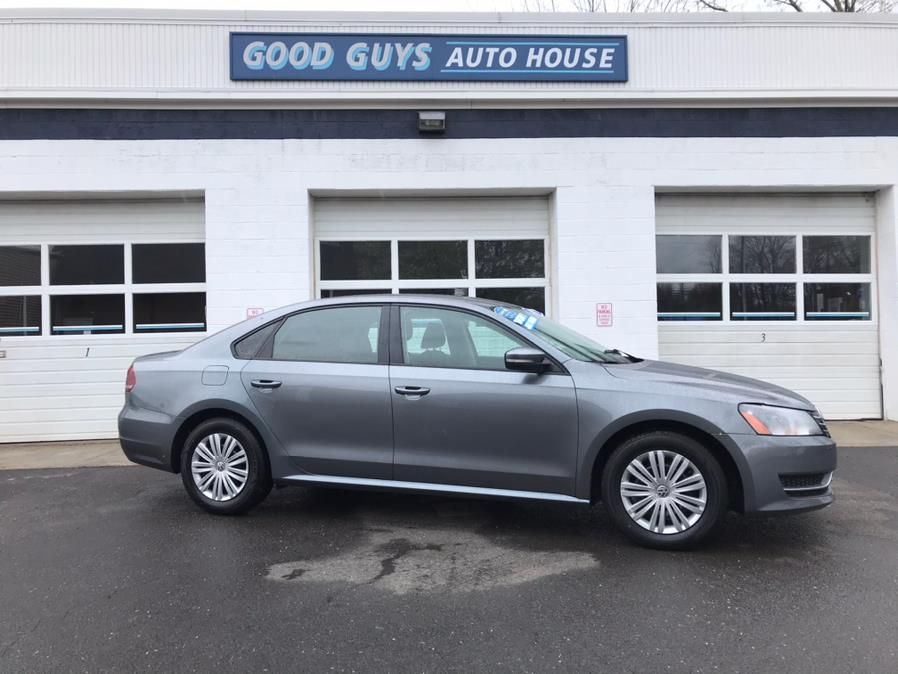 Used 2015 Volkswagen Passat in Southington, Connecticut | Good Guys Auto House. Southington, Connecticut