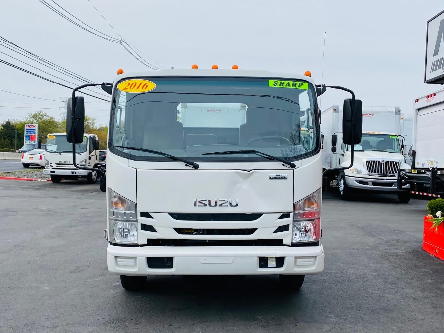 Used Isuzu NPR CAB & CHASSI READY FOR ANY BODY 2016   NJ Truck Spot. South Amboy, New Jersey