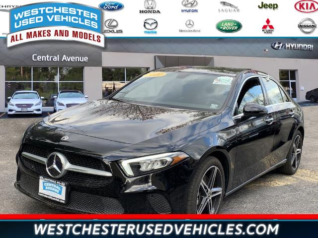 Used 2020 Mercedes-benz A-class in White Plains, New York | Westchester Used Vehicles. White Plains, New York