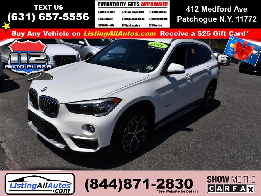 Used BMW X1 AWD 4dr xDrive28i 2016 | www.ListingAllAutos.com. Patchogue, New York