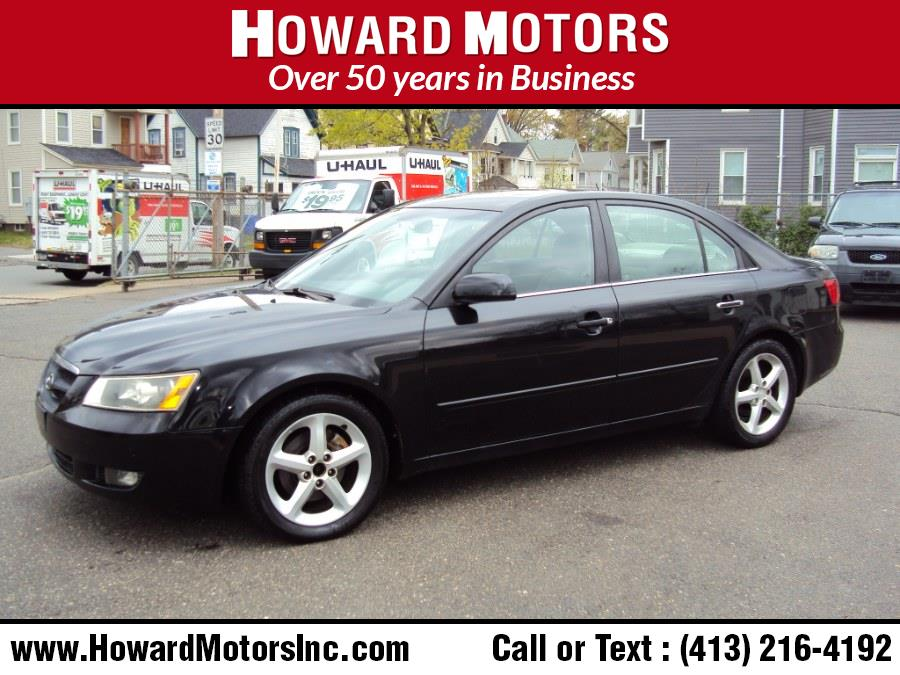 Used Hyundai Sonata 4dr Sdn GLS V6 Auto 2006 | Howard Motors. Springfield, Massachusetts