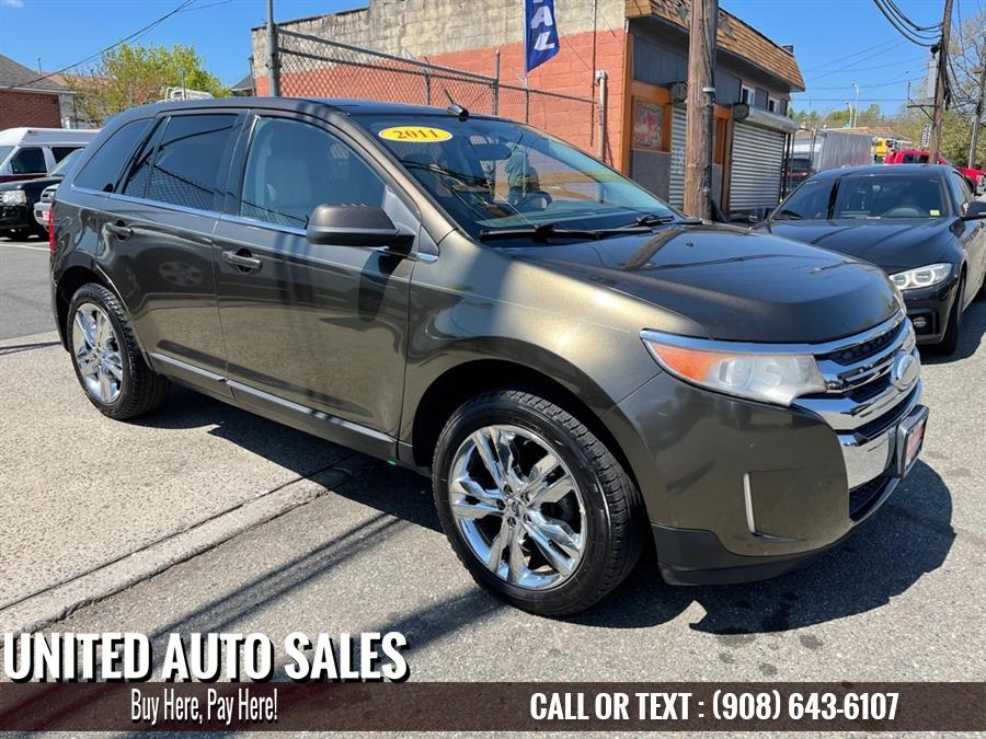 Used 2011 Ford Edge in Newark, New Jersey | United Auto Sale. Newark, New Jersey