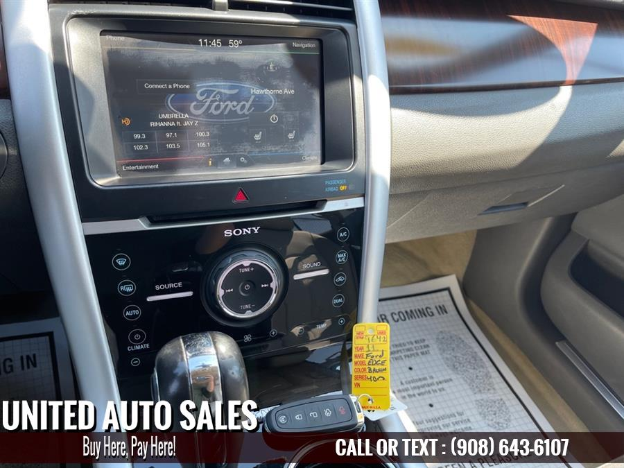 Used Ford Edge LIMITED 2011 | United Auto Sale. Newark, New Jersey