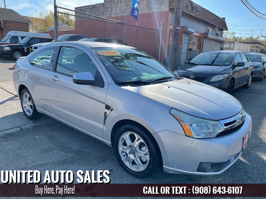 Used 2008 Ford Focus in Newark, New Jersey | United Auto Sale. Newark, New Jersey