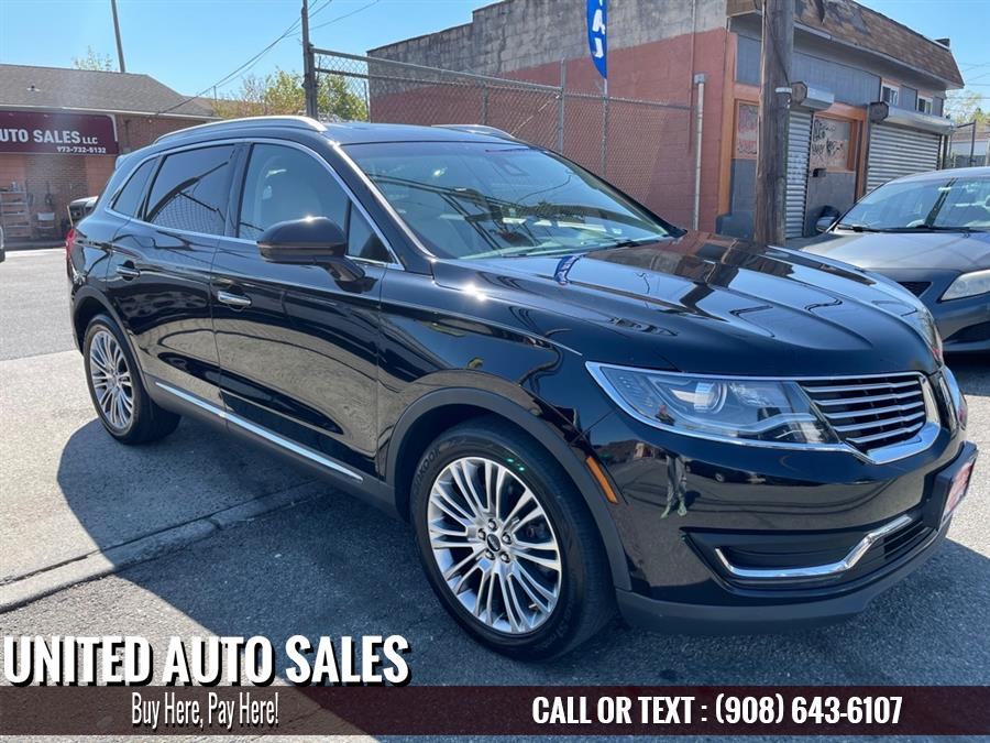 Used 2017 Lincoln Mkx in Newark, New Jersey | United Auto Sale. Newark, New Jersey