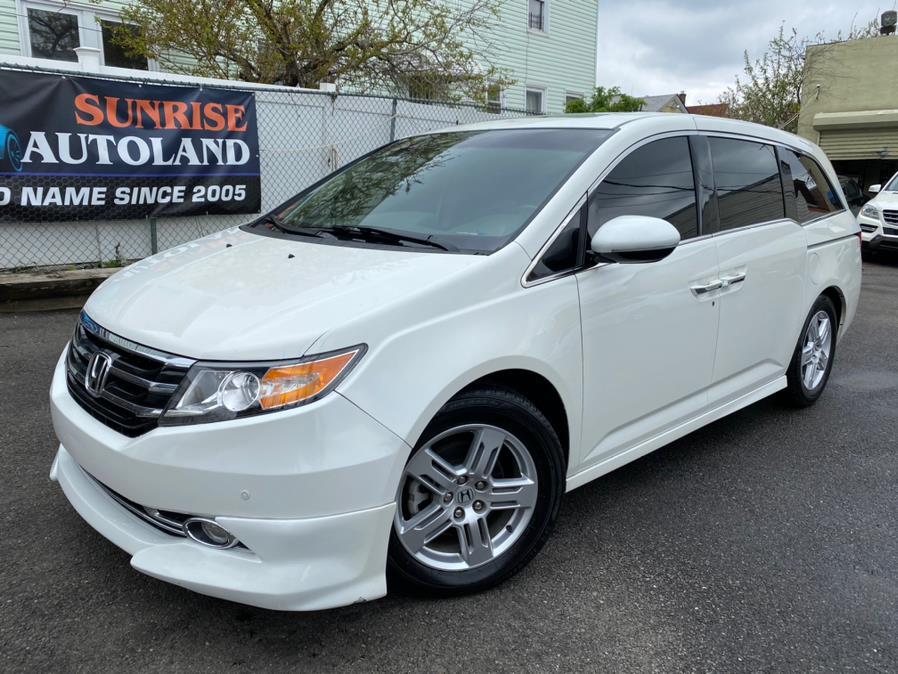 Used 2012 Honda Odyssey in Jamaica, New York | Sunrise Autoland. Jamaica, New York