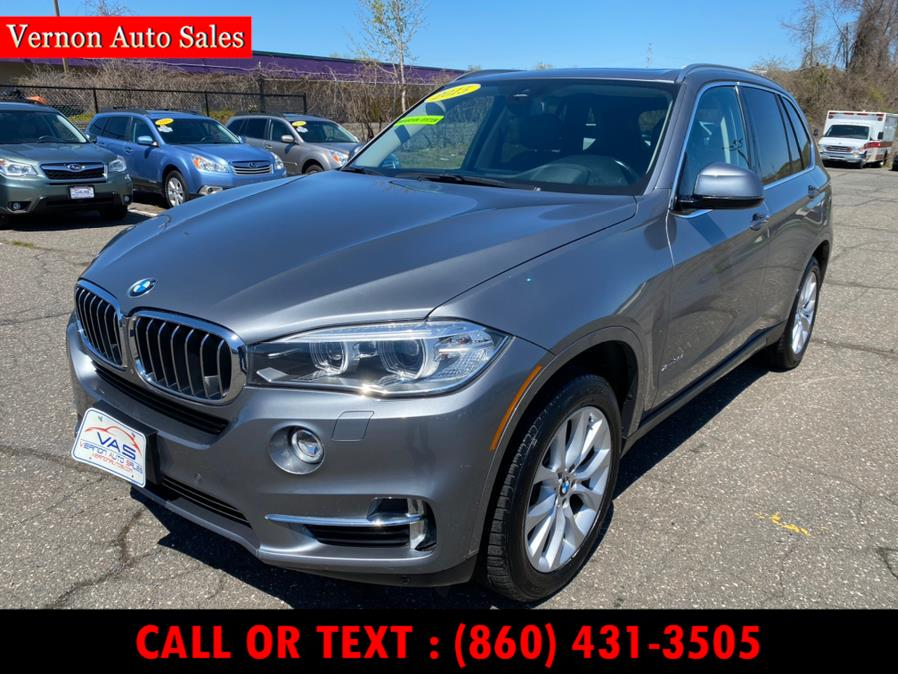 Used 2015 BMW X5 in Manchester, Connecticut | Vernon Auto Sale & Service. Manchester, Connecticut