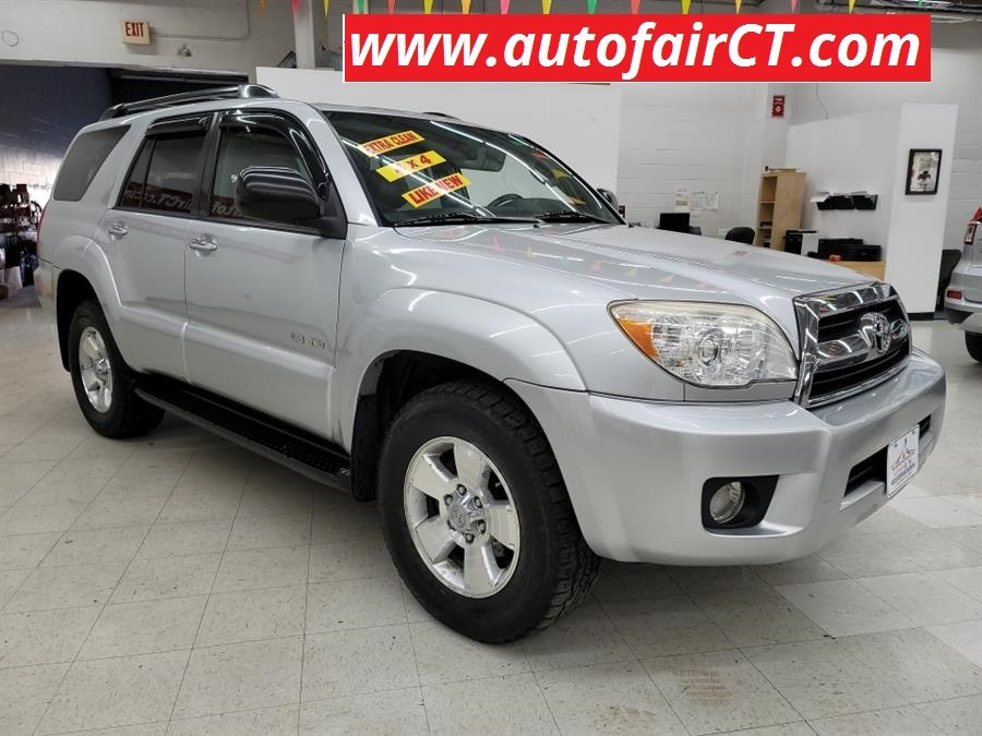 Used 2007 Toyota 4Runner in West Haven, Connecticut