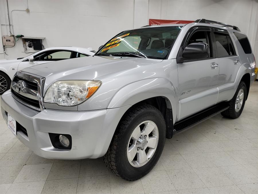 2007 Toyota 4Runner 4WD 4dr V6 SR5 (Natl), available for sale in West Haven, CT