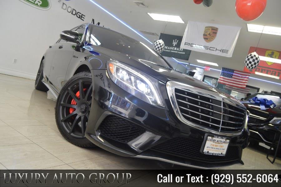 Used 2014 Mercedes-Benz S-Class in Bronx, New York | Luxury Auto Group. Bronx, New York
