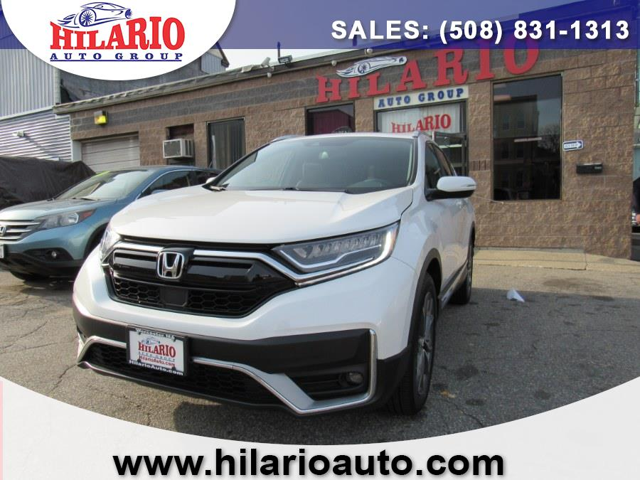 Used 2021 Honda CR-V in Worcester, Massachusetts | Hilario's Auto Sales Inc.. Worcester, Massachusetts