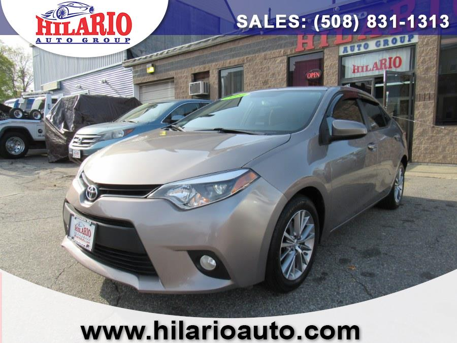 Used Toyota Corolla LE 2014 | Hilario's Auto Sales Inc.. Worcester, Massachusetts