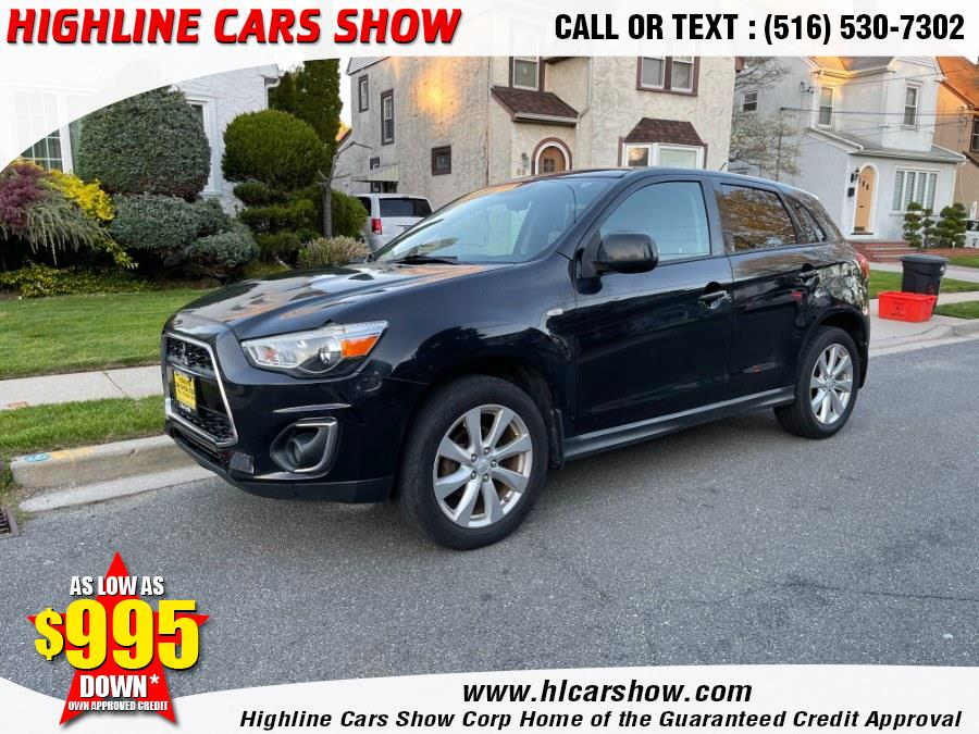 Used 2015 Mitsubishi Outlander Sport in West Hempstead, New York | Highline Cars Show Corp. West Hempstead, New York