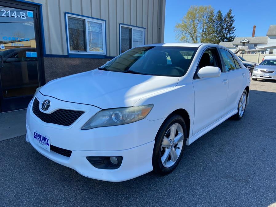 Used Toyota Camry 4dr Sdn I4 Auto SE (Natl) 2011 | Century Auto And Truck. East Windsor, Connecticut