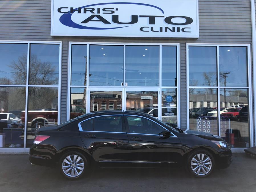 Used Honda Accord Sdn 4dr I4 Auto EX-L PZEV 2011 | Chris's Auto Clinic. Plainville, Connecticut