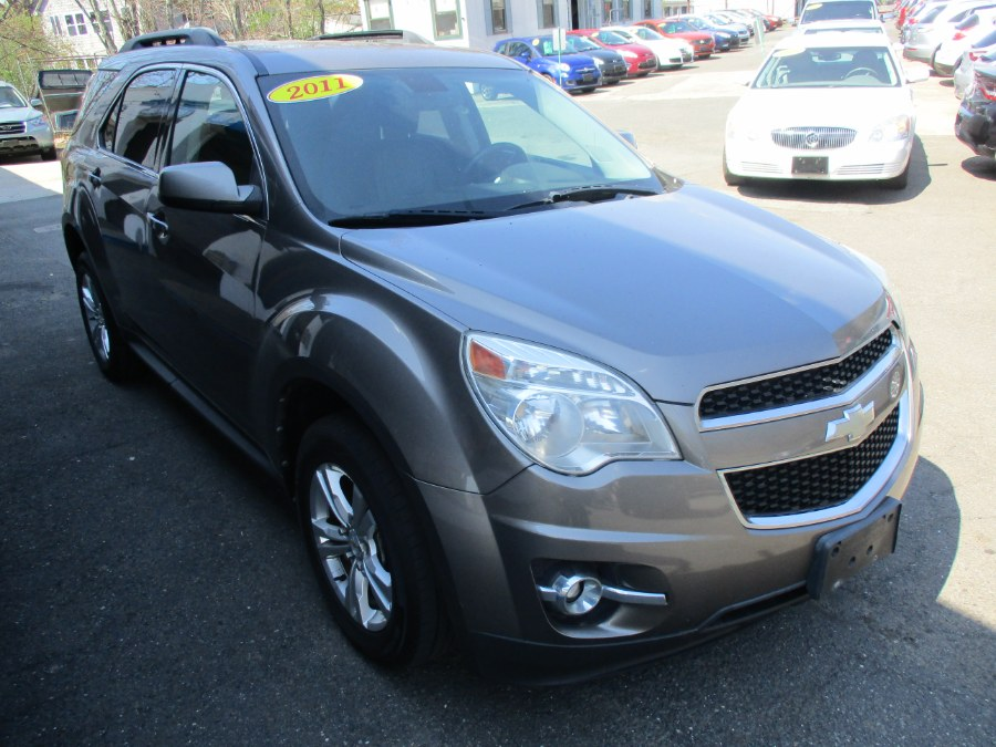 Used Chevrolet Equinox AWD 4dr LT w/2LT 2011   Cos Central Auto. Meriden, Connecticut