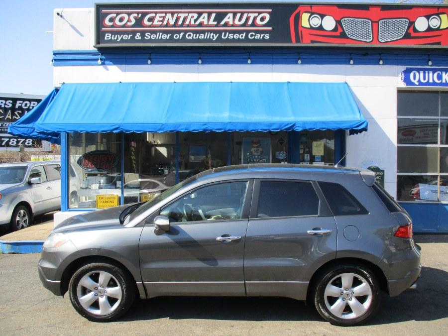 Used Acura RDX AWD 4dr 2009 | Cos Central Auto. Meriden, Connecticut
