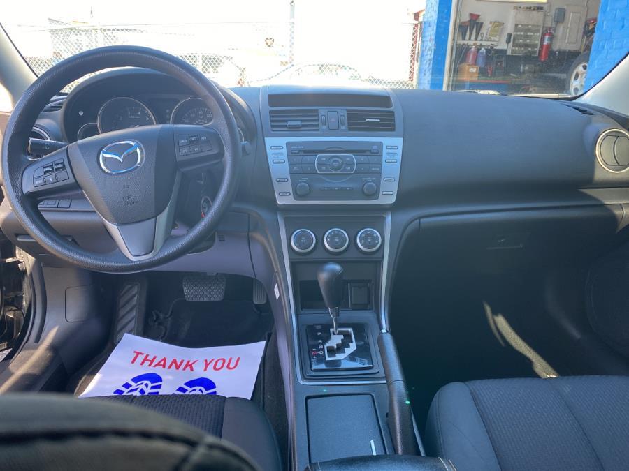 Used Mazda Mazda6 4dr Sdn Auto i Sport 2013   Harbor View Auto Sales LLC. Stamford, Connecticut