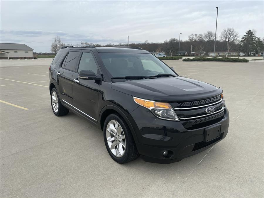 Used Ford Explorer 4WD 4dr Limited 2013 | Josh's All Under Ten LLC. Elida, Ohio