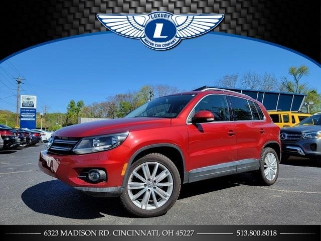 Used 2013 Volkswagen Tiguan in Cincinnati, Ohio | Luxury Motor Car Company. Cincinnati, Ohio