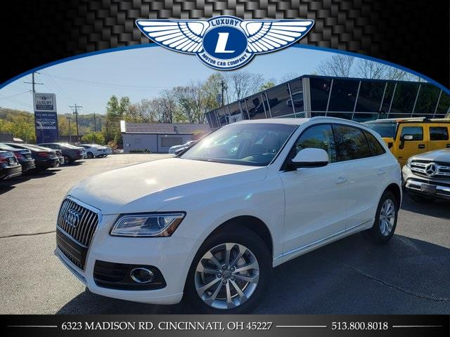 Used 2015 Audi Q5 in Cincinnati, Ohio | Luxury Motor Car Company. Cincinnati, Ohio