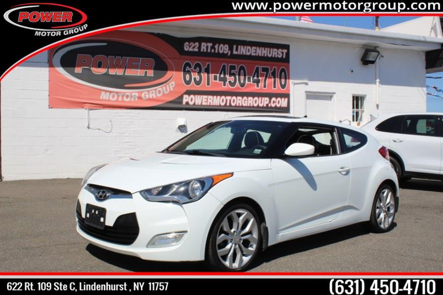 Used 2013 Hyundai Veloster in Lindenhurst , New York | Power Motor Group. Lindenhurst , New York