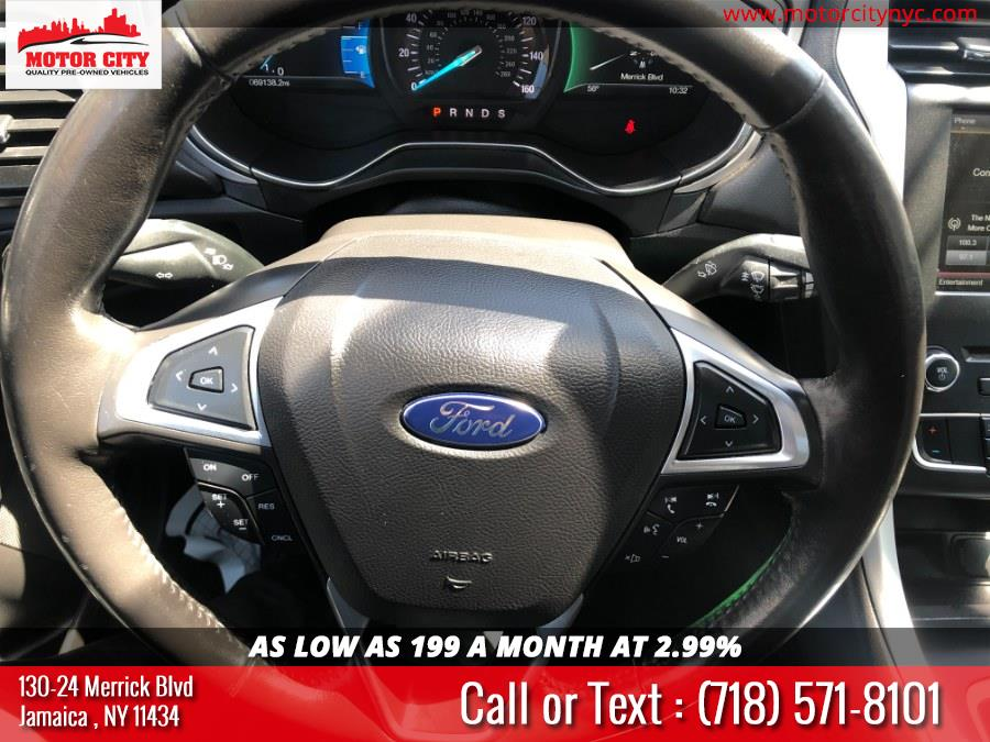 Used Ford Fusion 4dr Sdn SE FWD 2016 | Motor City. Jamaica, New York