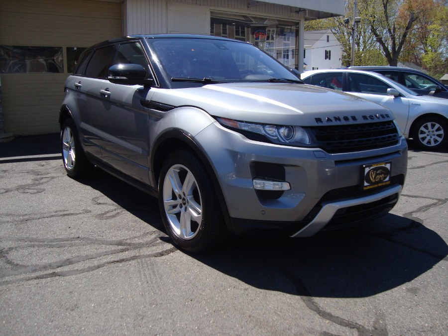 Used 2012 Land Rover Range Rover Evoque in Manchester, Connecticut | Yara Motors. Manchester, Connecticut