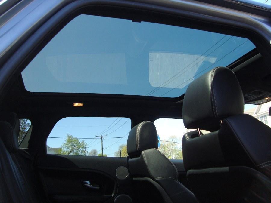 Used Land Rover Range Rover Evoque 5dr HB Dynamic Premium 2012   Yara Motors. Manchester, Connecticut