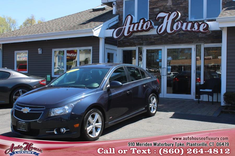 Used 2014 Chevrolet Cruze in Plantsville, Connecticut | Auto House of Luxury. Plantsville, Connecticut