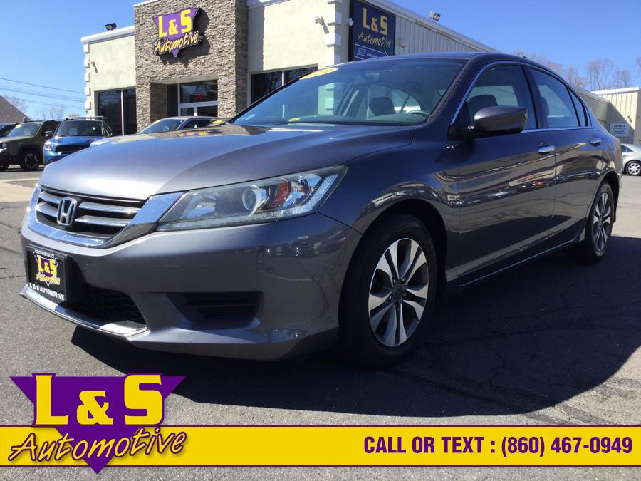 Used 2014 Honda Accord Sedan in Plantsville, Connecticut | L&S Automotive LLC. Plantsville, Connecticut