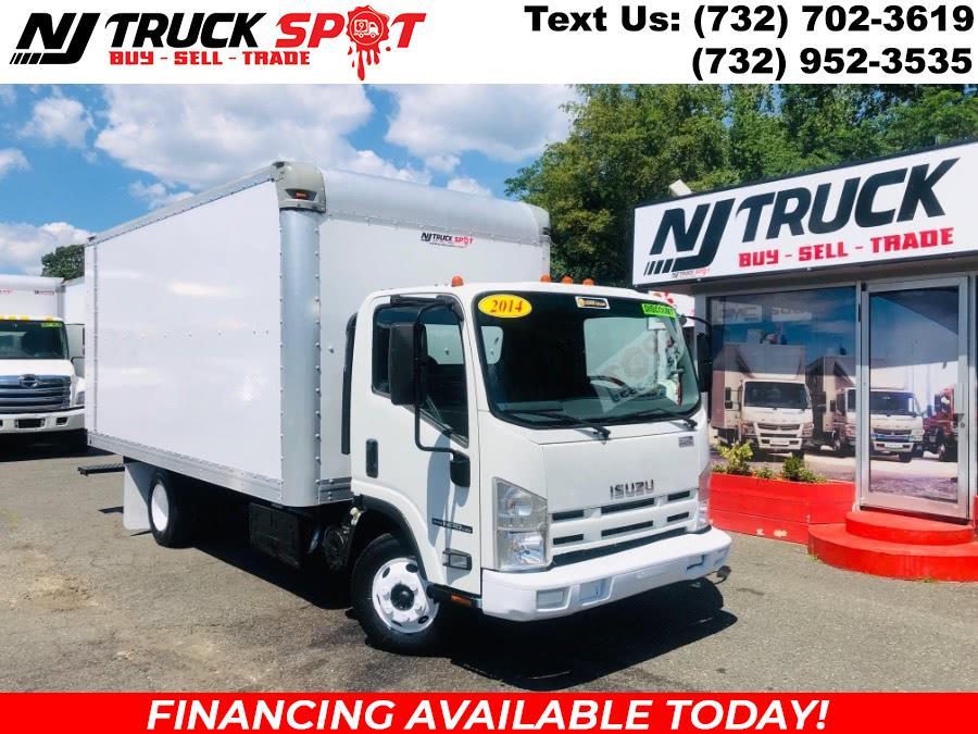 Used 2014 Isuzu NPR HD GAS REG in South Amboy, New Jersey | NJ Truck Spot. South Amboy, New Jersey